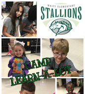 Students who attended Camp-Learn-Alot