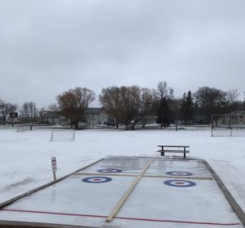 NEW Elmdale Curling Rink
