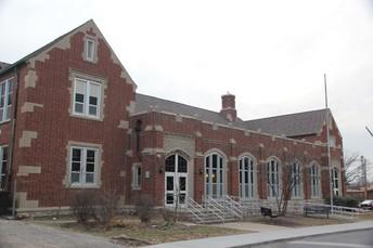 Locust Street Library
