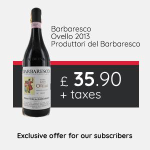 Barbaresco Ovello 2013 | Produttori del Barbaresco