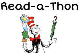 Our KP Read-A-Thon Is coming soon! It's On February 14!