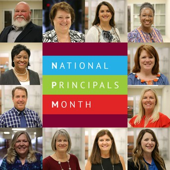 National Principals Month Celebration