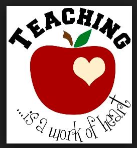 May 7-13 TEACHER APPRECIATION WEEK