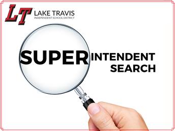 Superintendent search in progress