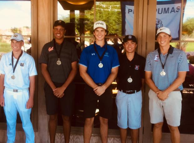 CHS Boys Golf/Ty Templeton