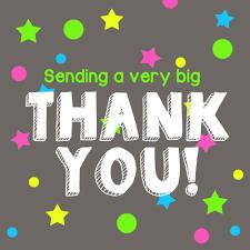 Thank You PTO & Stuart Mesa Families!