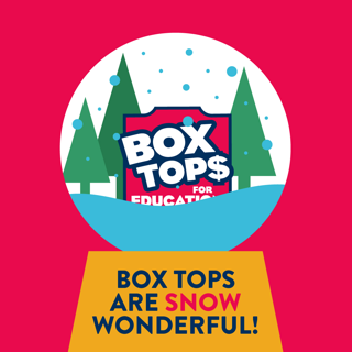 Box Tops - PRIZES AVAILABLE!