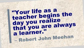 Teachers are Learners Too!