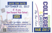 Escondido College and Career Fair