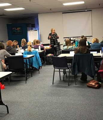 Kelly Bosswell Workshop Training