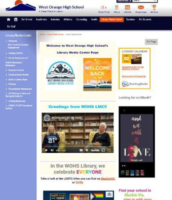 WOHS LMC Website