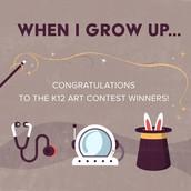 K12 Art Contest Winners