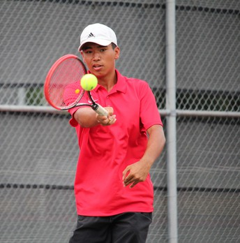 Matthew Abbey Advances to Boys' 18s SCMZ Singles Final