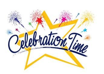 Celebration Event Dates!