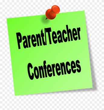 PARENT/TEACHER CONFERENCES -  SIGN UP IN PROGRESS!