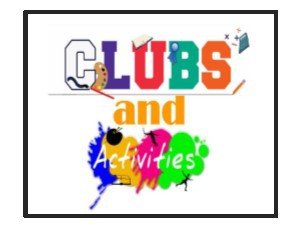 Clubs/Activites