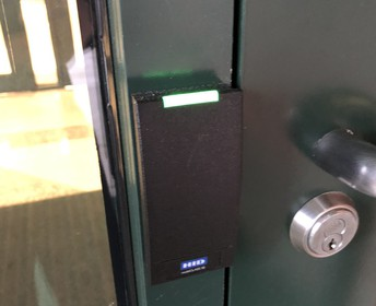 Access Control at SMS