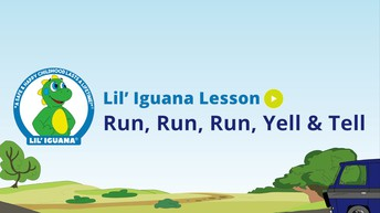 Run, Run, Run, Yell & Tell