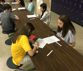 Forest Meadow JH GT/PreAP English Humanities