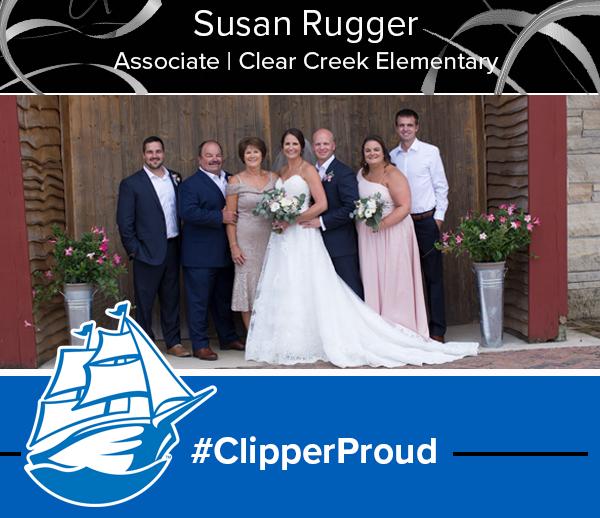SUSAN RUGGER STAFF SPOTLIGHT