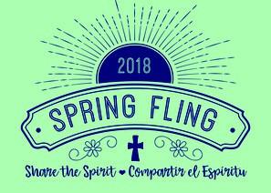 SPRING FLING - WE NEED VOLUNTEERS