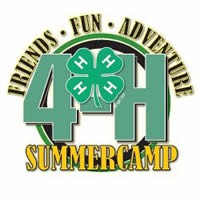 Jr 4-H Camp Dates