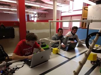 Robotics Team Competition