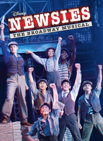 Newsies the Musical: Coming to HHHS April 4 thru 6.  Here's the History