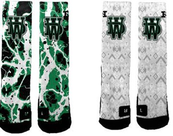 WDMS Athletic Socks