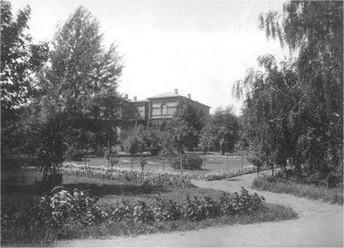 Дом Д.А.Пастухова