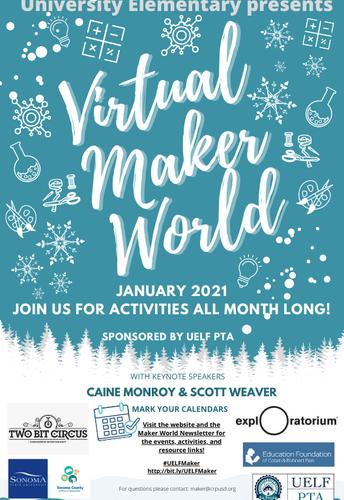 Maker World - Week 2!
