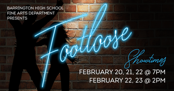 Footloose playing Feb. 20-23 at BHS