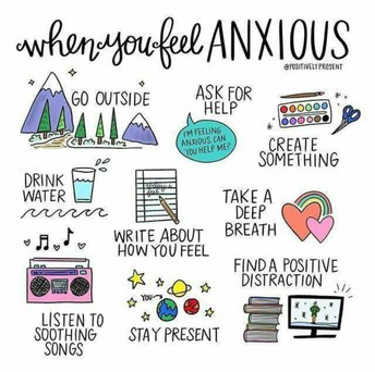 Coping Skills for When Your Child Feels Anxious