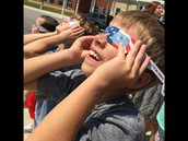 Enjoying the Solar Eclipse!