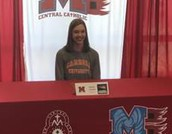 Rachel Noonan Commits to Carroll University for Volleyball!