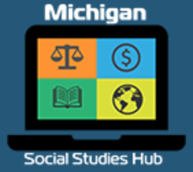 New Michigan Social Studies Hub Website Now Live!