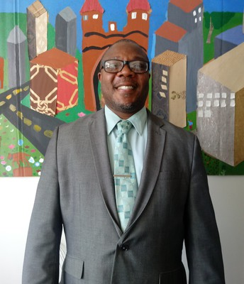 Meet Carlos Lawrence our Dean of Students