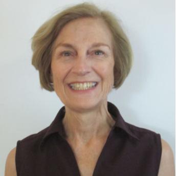 Professor Suzanne Zelnik Geldys
