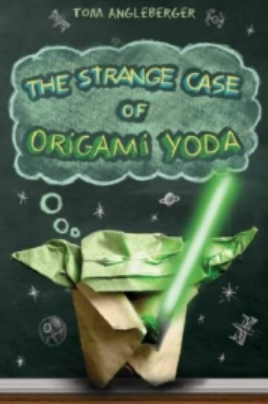 Folding your own Origami Yoda & other Star Wars Papercraft