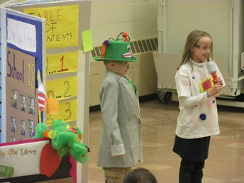 Two Troy teams advance to the Odyssey of the Mind Tournament