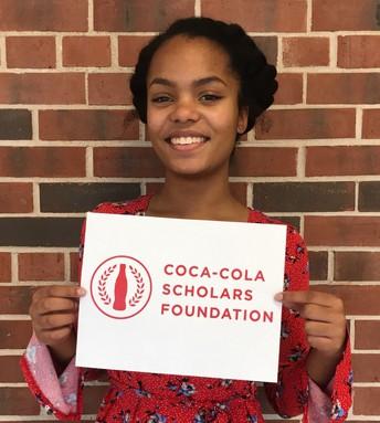Coca-Cola Scholarship Program Semi-Finalist
