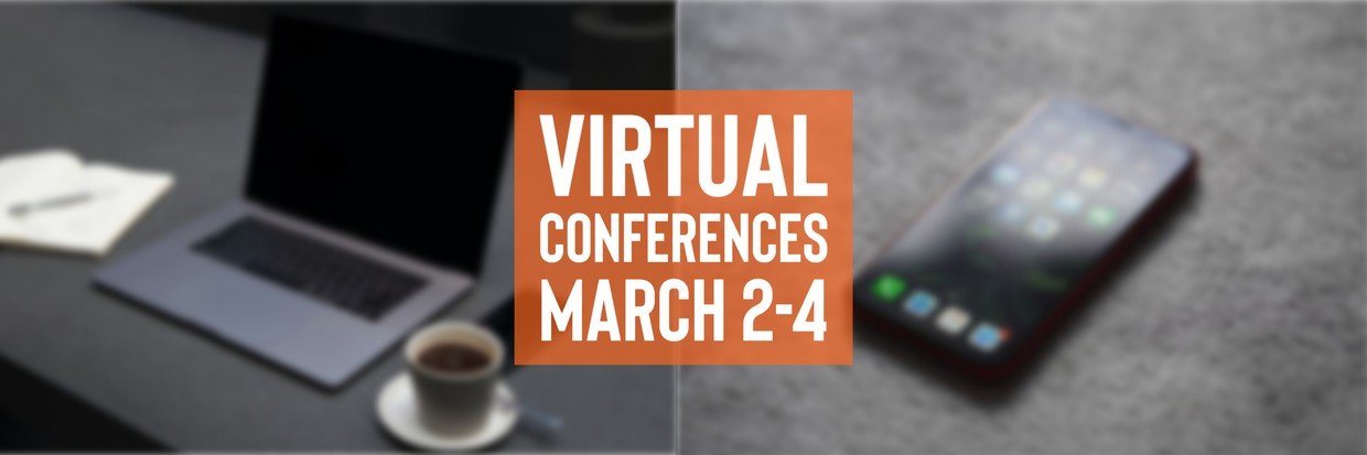 conferences March 2,3,4 graphic