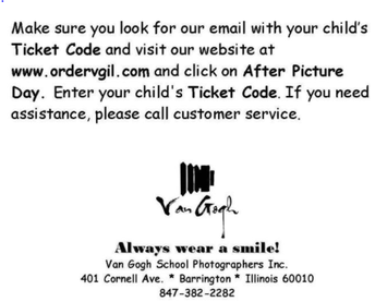 last day for free shipping on school pictures is today!