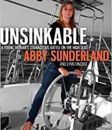 Unsinkable by Abby Sunderland