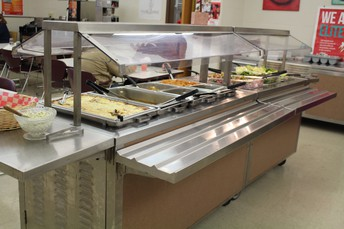 Culinary Program Makes Buffet Every Wednesday