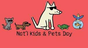 KIDS AND PET DAY!