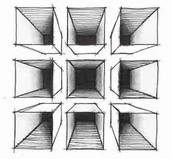Blocks in Space
