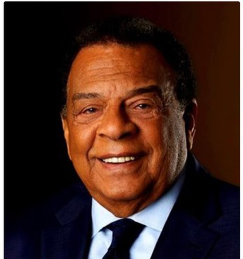 VIRTUAL FIELD TRIP OPPORTUNITY - A PRIVATE LIVE-STREAM EVENT WITH AMBASSADOR ANDREW YOUNG (SPONSORED BY MICROSOFT)