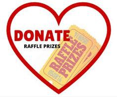 Collecting Raffle Basket Donations