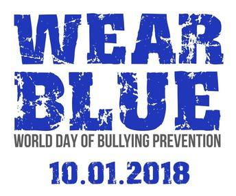 Oct 1st: World Day of Bullying Prevention